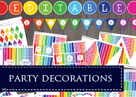 party-printables
