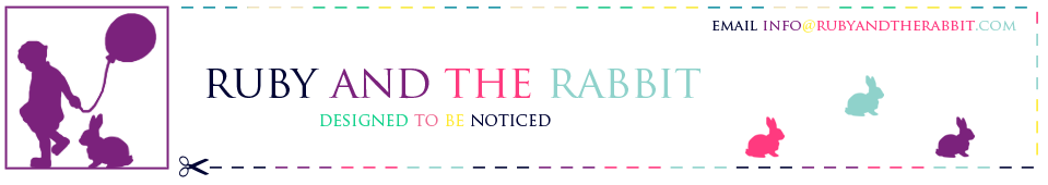 Free Party Invitations by Ruby and the Rabbit